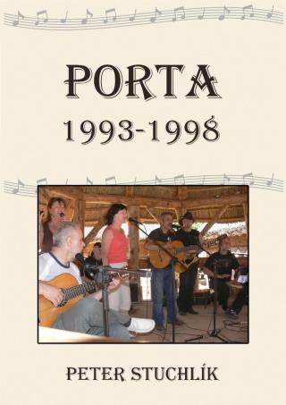 PORTA 1993-1998 - Stuchlík Peter [E-kniha]